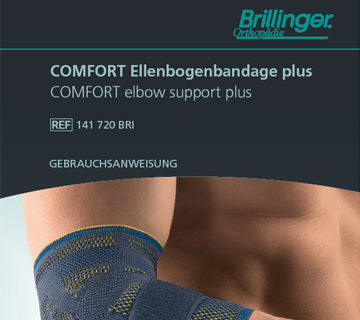 COMFORT Ellenbogenbandage plus  / COMFORT elbow support plus
